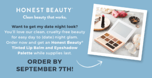free gift with purchase info -hello fresh date night meal kit- mealfinds
