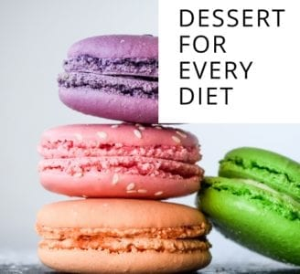 DESSERT FOR EVERY DIET post