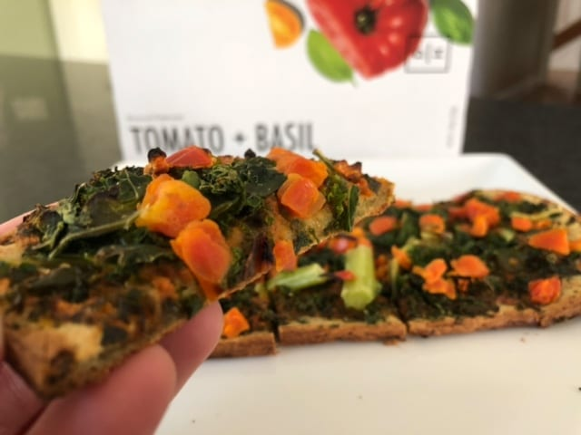 daily-harvest tomato flatbread-daily harvest reviews-mealfinds
