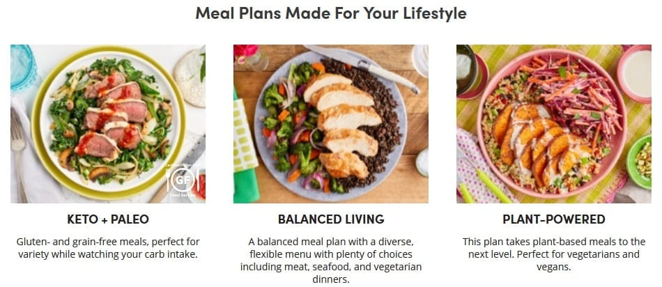 green chef meal plan options-green chef reviews-mealfinds