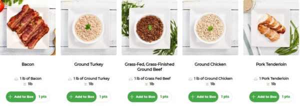 trulocal-sample menu- truLOCAL Meat & Seafood Delivery Reviews - MealFinds