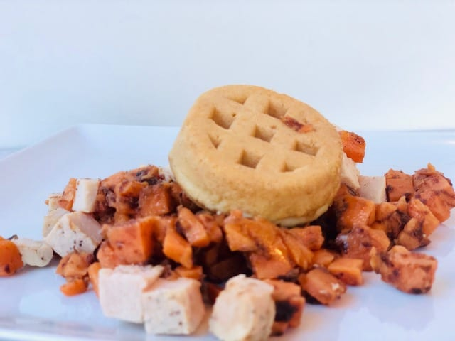 chicken-waffle-baby-meal-nurture life reviews-mealfinds