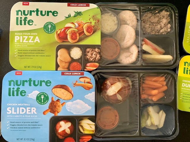 2 cold-lunch packaged meals-nurture life reviews-mealfinds