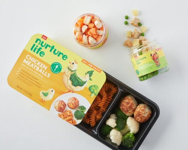 chicken meatballs meal and finger food meals-nurture life reviews-mealfinds