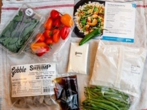 gobble-quick-and-easy-shrimp-stir-fry meal kit-Gobble Meal Kit Reviews-mealfinds