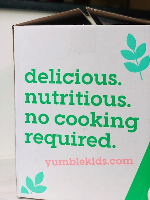 yumble-box-yumble kids meal delivery reviews-mealfinds