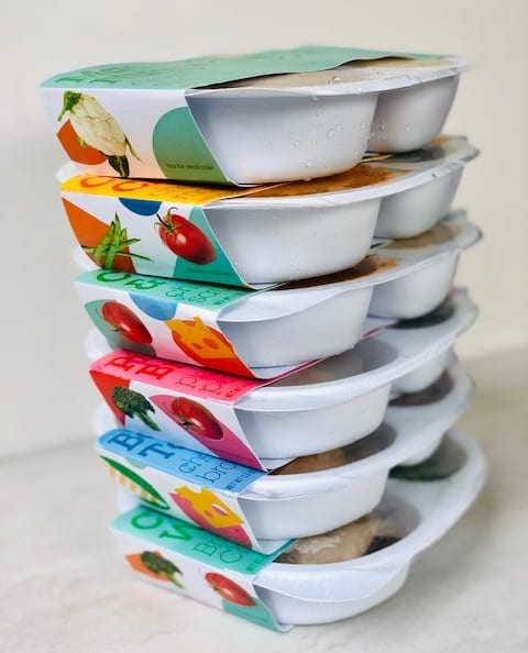 yumble kids meals stacked-yumble kids meal delivery reviews-mealfinds