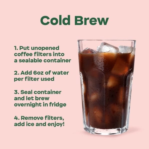 how to make cold brew coffee-copper cow coffee reviews-mealfinds