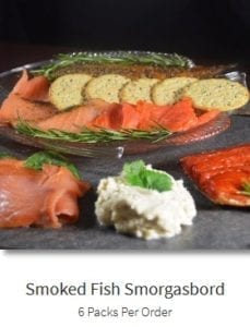 sizzlefish-smoked-fish-smorgasbord- Sizzlefish Seafood Delivery Reviews - MealFinds