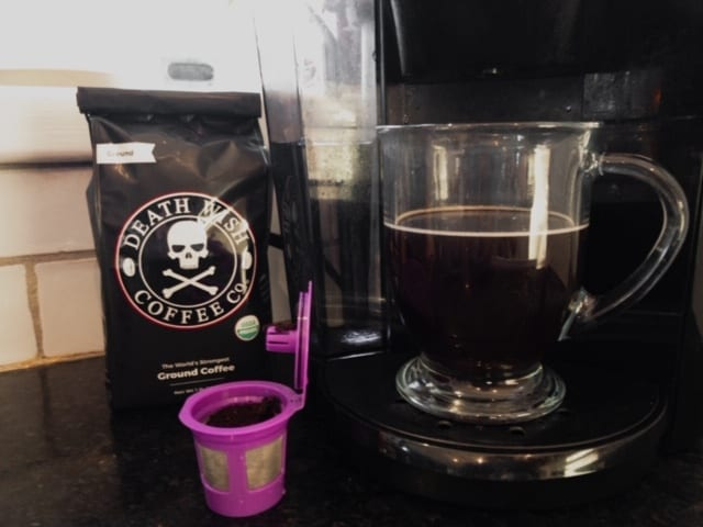 death wish coffee pod and ground coffe bag-death wish coffee company review-mealfinds
