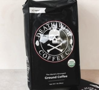 death wish coffee bag-death wish coffee review-mealfinds