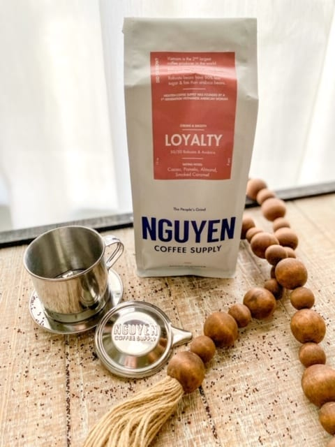 loyalty coffee bag with phin kit-nguyen coffee supply reviews-mealfinds