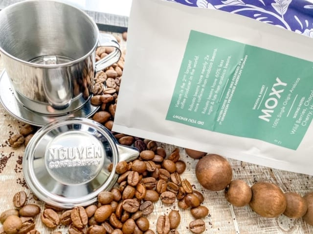 nguyen moxy coffee beans spilling-nguyen coffee supply reviews-mealfinds