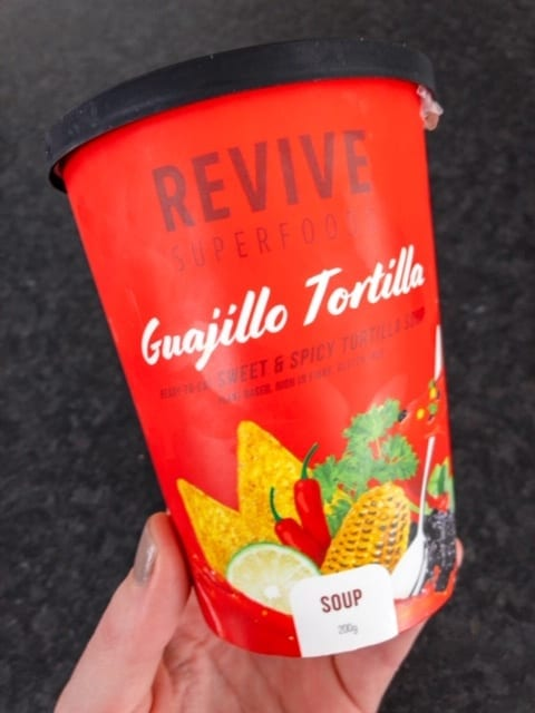 revive-tortilla-soup in package-revive superfoods review-mealfinds
