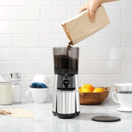 trade-coffee-grinder- gifts for coffee lovers-mealfinds