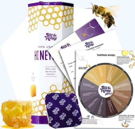 pass-the-honey-tasting-experience- Pass the Honey Reviews - MealFinds