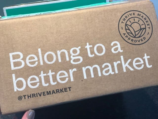 thrive-market-box-thrive market reviews-mealfinds