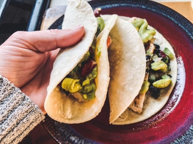 hungryroot meal-kit-chicken-tacos-hungryroot reviews-mealfinds