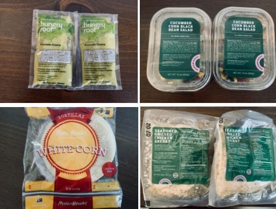 hungryroot taco ingredients-hungryroot reviews-mealfinds