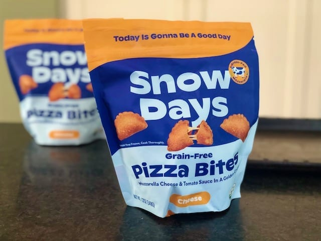 Snow Days Pizza Bites Package - Snow Days Pizza Bites Snack Reviews - MealFinds