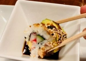 sushify dragon-roll- Sushify Meal Kit Reviews - MealFinds