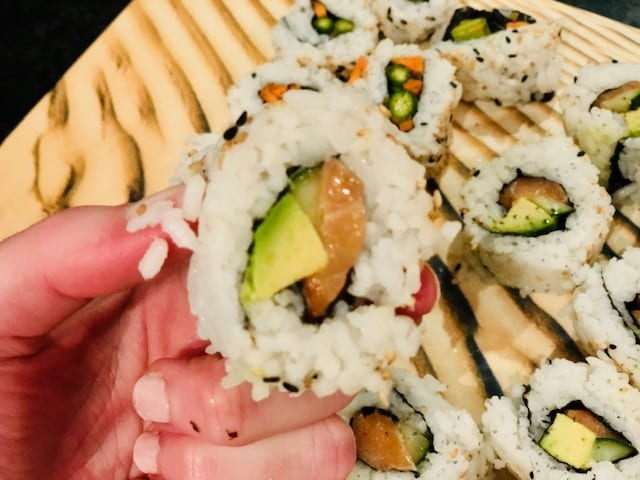 Sushify Salmon Rolls - Sushify Meal Kit Reviews - MealFinds