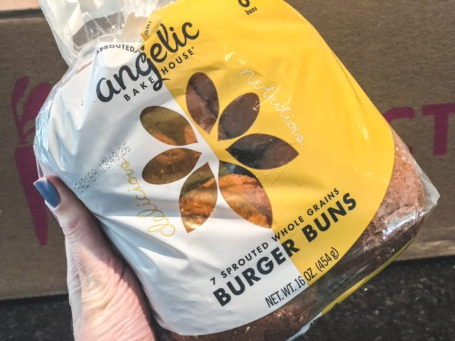 burger buns being held-imperfect foods review-mealfinds