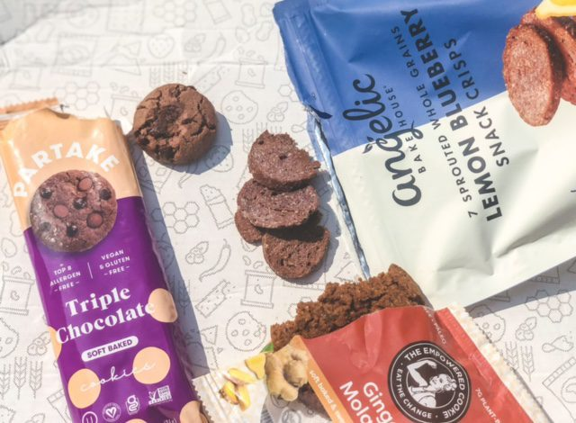 cookies and packages spilling-tastecrate review-mealfinds