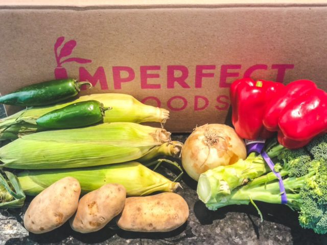 vegetables on countertop-imperfect foods review-mealfinds