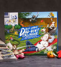 dad-vent jerky advent calendar-holiday gift ideas for men-mealfinds