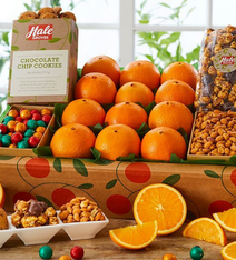 hale groves signature gift box-holiday food gift ideas-mealfinds
