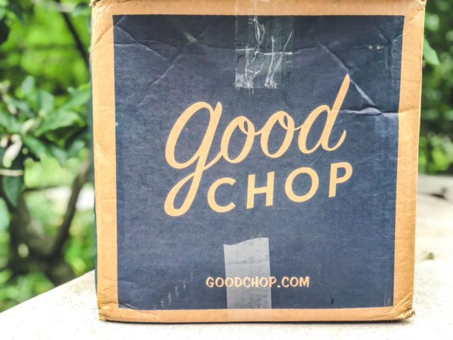 outside of good chop box-good chop reviews-mealfinds