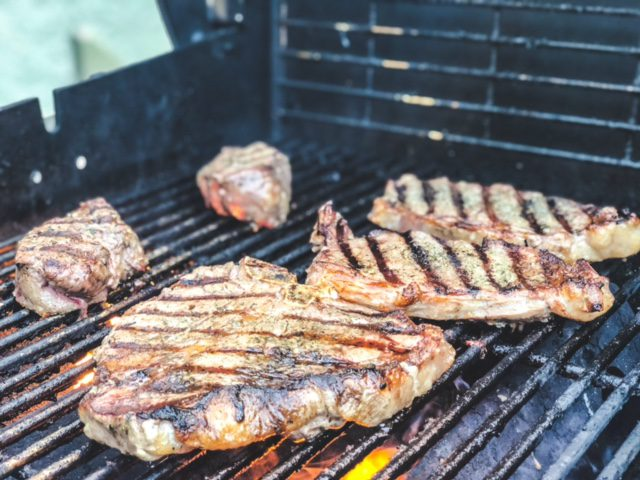 various cuts of beef on grill-good chop reviews-mealfinds