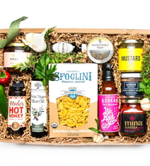 ALL COOKED UP gift box by mouth-food gift ideas-mealfinds