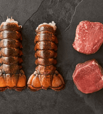 Classic Surf & Turf by crowd cow-food gift ideas-mealfinds